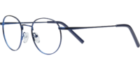 Side view of Harlow designer eyeglass frames