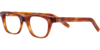 Side view of Devon designer eyeglass frames
