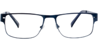 Front view of Buckhurst eyeglass frames