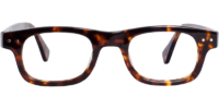 Front view of Portland eyeglass frames